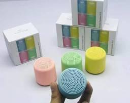 Mini Caixa de Som Inpods Little Fun Smart Portátil Bluetooth