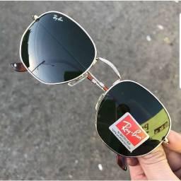 Óculos de sol RayBan hexagonal