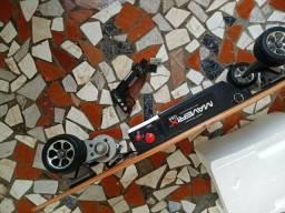 Skate elétrico Novo