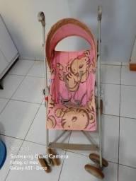 Carrinho bebê estilo guarda chuva