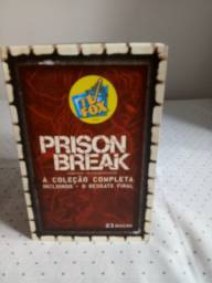 Box Dvd Prison Break Coleçao Completa+resgate Final Original