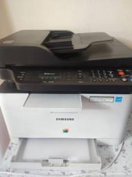 Impressora Samsung Xpress c480fw laser colorida