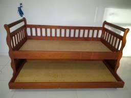 Bicama ,cama de babá