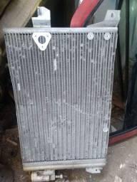 Condensador do ar Zafira