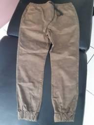Calça Skinny Elástico Nova