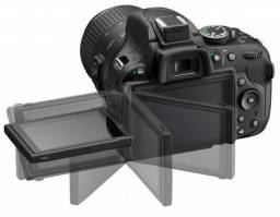 Título do anúncio: Câmera nikon d5200
