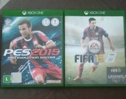Jogos Futebol XBOX ONE