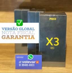 PROMOÇÃO! POCO X3 NFC 64GB 6Ram - Novo Lacrado Garantia - GLOBAL