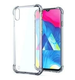 Capinha Anti Impacto Samsung Galaxy A10/A31/A71<br>
