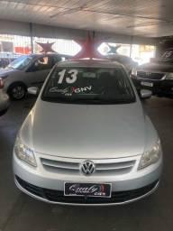 Título do anúncio: ?VW VOYAGE TREND 1.6 2013 GNV?