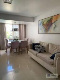 Apartamento com 3 dormitórios para alugar, 94 m² por R$ 2.341/mês - Imbuí - Salvador/BA