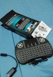 Mini Keyboard + Cabo OTG