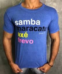 KIT 10 camisas multimarcas