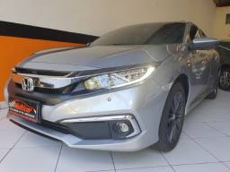 Civic Touring 2020 7.800 kms