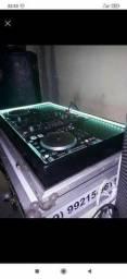 Par De Cdj Denon 1200 e Mixer sim 400 Pioneer Vendo Ou Troko