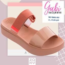 Zaxy step sandália