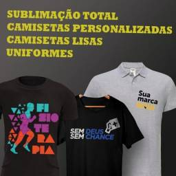 Uniformes,camisetas personalizadas,com melhor preço e qualidade,venha conferir.