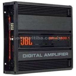 Jbl BR-A 1600.1D Amplificador 1 Canal Mono - 1600W RMS em 2 Ohms