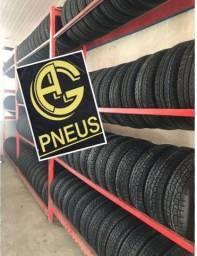 Título do anúncio: Pneu pneus temos preço que você precisa na AG Pneus