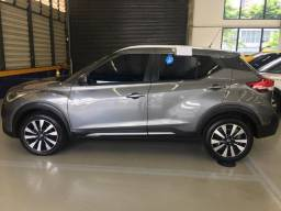 Nissan-2019 Kicks 1.6 SV Cvt-(Flexstar)-Único Dono! Garantia Fábrica!