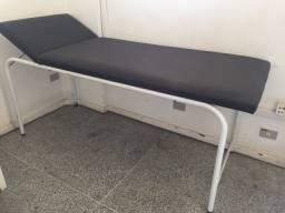 Título do anúncio: Maca cama hospitalar fixa com regulagem