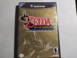 Zelda: The Wind Waker original para Game Cube