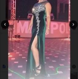 Título do anúncio: Vestido de Festa M 200,00