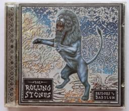 CD The Rolling Stones - Bridges To Babylon - Excelente Estado!!!