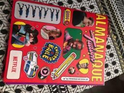 Título do anúncio: Vendo Almanaque Tudum na Netflix