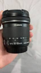 Lente Canon 10-18mm