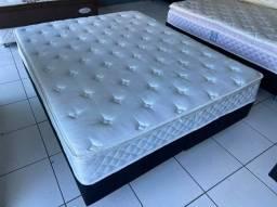 cama box queen size- qualidade e conforto - entrego