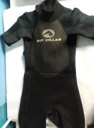 Título do anúncio: Macacão de natação infantil Rip Villas