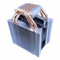 Cooler para processador rise mode z2, amd/intel