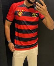 Camisa Sport oficial lacrada 2021