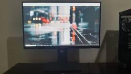 Título do anúncio: Monitor Profissional Com 27 polegadas, 4K, BenQ PD2700U, Usado