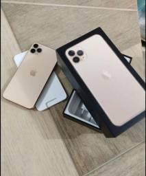 iPhone 11 Pro Max 256 Dourado