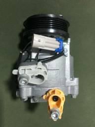 Compressor do ar condicionado ( ônix, spin, prisma é tracker )