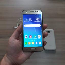 Celular Samsung Galaxy J5 Dourado