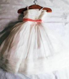 Vestido DM de honra /Princesa D'luxe EXTRAA