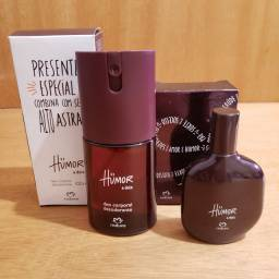Kit Perfume + Desodorante Humor a Dois