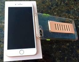 iPhone 8 Plus - 64Gb - Rose Gold - Usado (TOP)