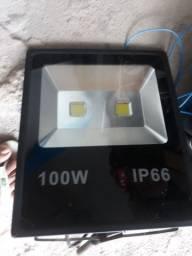 Refletor de led de 100w