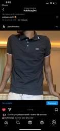 camisa masculina polo de grife marca