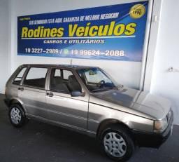 Fiat Uno Mille SX - 4 portas - 1997