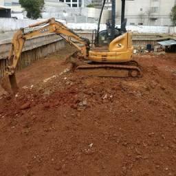 Locação de Mini Carregadeira e Escavadeira