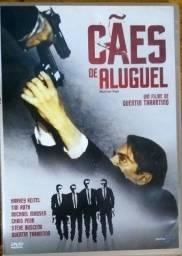 DVD - Cães de Aluguel - Original