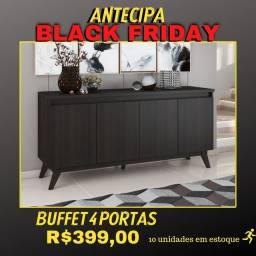 Buffet Flip com 4 Portas (PROMOÇÃO 399,00)