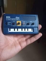 Micro sintetizador analógico Korg monotron Duo