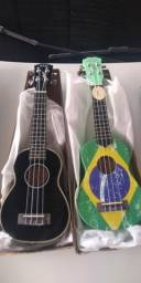 Mega promoção produto novo na caixa últimas unidade ukulele
