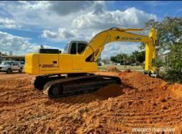 Escavadeira Nem Holland E215LC
